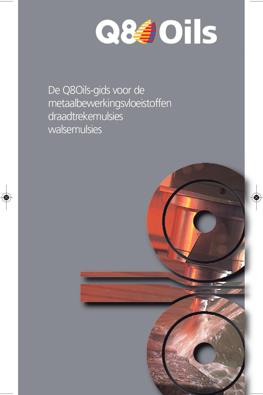 Brochure Metaalbewerkingsvloeistoffen